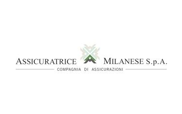 Il logo di Assicuratrice Milanese