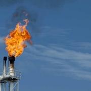 piattaforma per il gas naturale