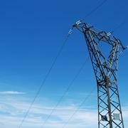 Traliccio corrente elettrica