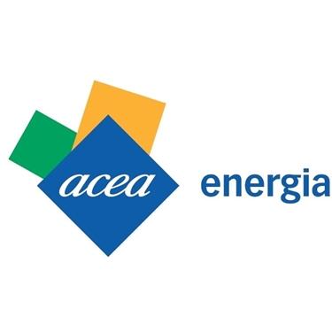 Il logo di Acea Energia
