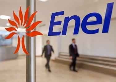 Logo Enel Energia