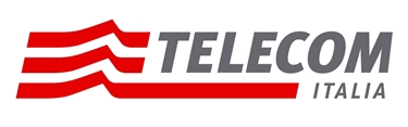 Il logo di Telecom Italia