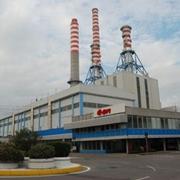 Una centrale elettrica di Eon energia