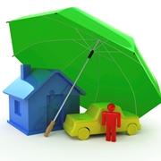protezione di casa, auto, persona.