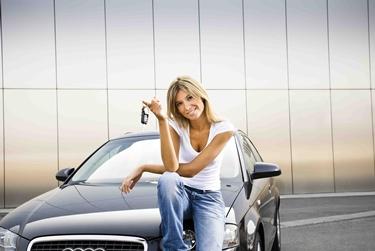 Grafico delle richieste di prestiti per acquisto auto pubblicato dal sito PrestitiOnLine.it