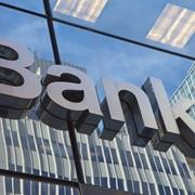 insegna di una banca