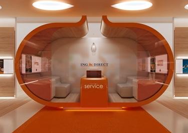 Filiale IngDirect in cui è possibile attivare il conto arancio di persona.