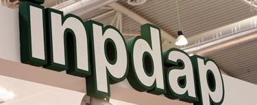 Il logo dell'INPDAP