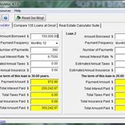 Esempio di un simulatore di calcolo rata per un prestito