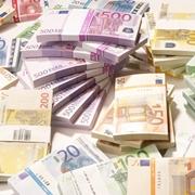 mazzette di Euro