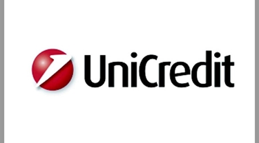 Logo banca Unicredit<p />