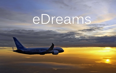 La piattaforma on line di viaggi eDreams
