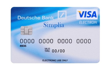 Deutsche credit card