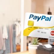 La carta PayPal