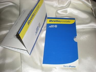 Un Libretto Postale<p />