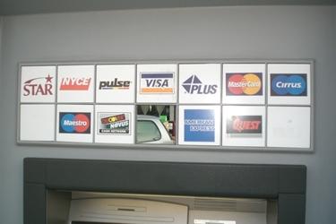 bancomat per prelievo