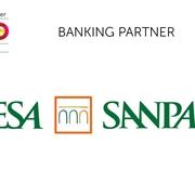 Il logo di Banca Intesa Sanpaolo