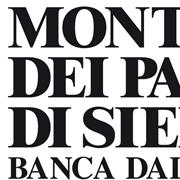 Il logo della banca Monte dei Paschi di Siena