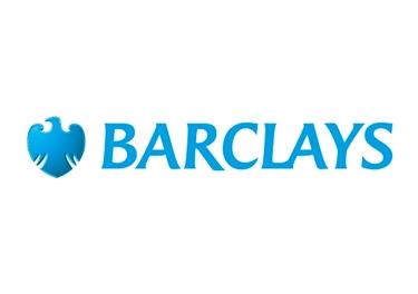Il logo di banca Barclays Italia