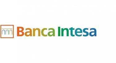 Il logo di Banca Intesa